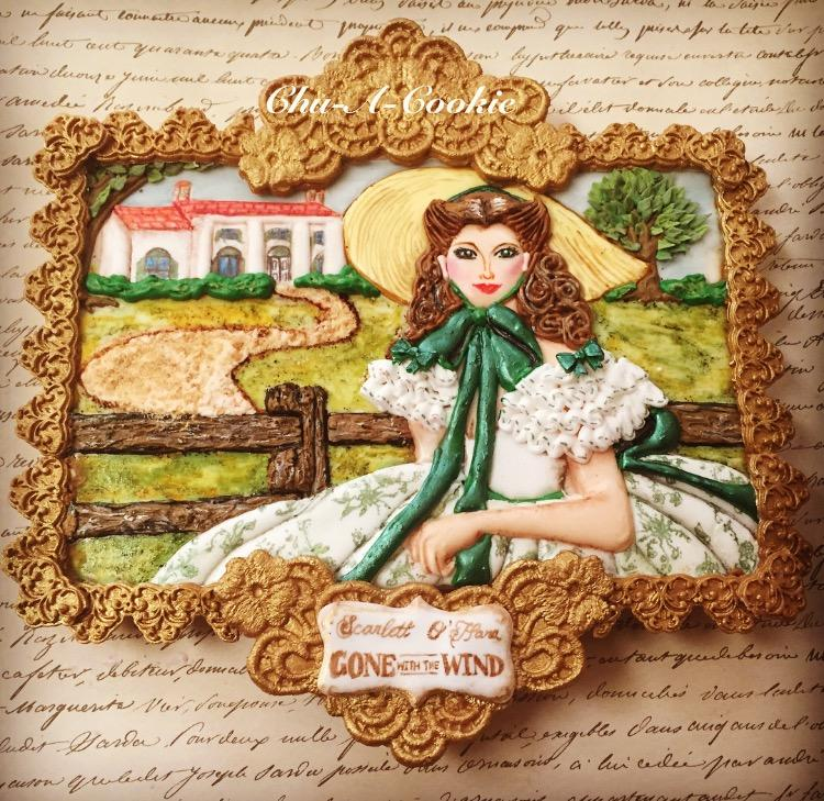 Scarlett O'Hara, Gone With the Wind