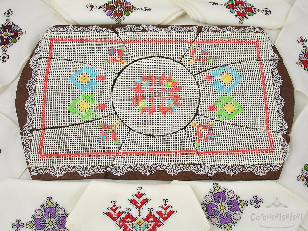 Shevitsa - Bulgarian Cross-Stitch
