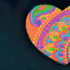 Mehndi Heart