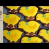 How to Make Easter Chick Cookies