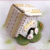 Bunny House Cookie