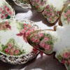 Easter gingerbread painted roses