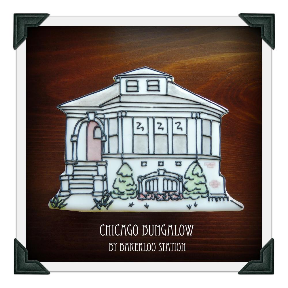 Chicago Bungalow - Bakerloo Station