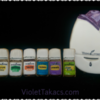 My Essential Oil and Diffuser Kit Cookies