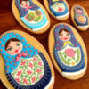 Matryoshka dolls | The Magpie Bakery