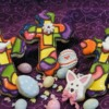 """Easter """"Stained Glass"""" Crosses"""