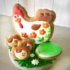 Easter cookies )