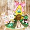 3-D Bunny Home