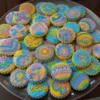 Mehndi Inspired Cookies
