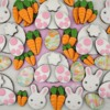 Carrots and Bunny Bums