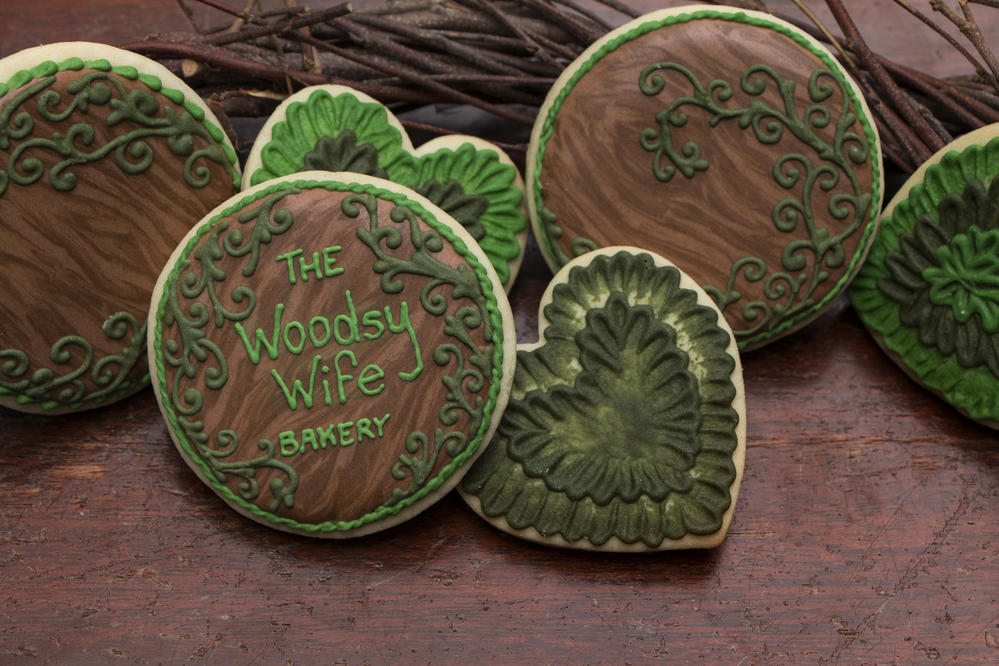 Wood Grain - The Woodsy Wife Bakery