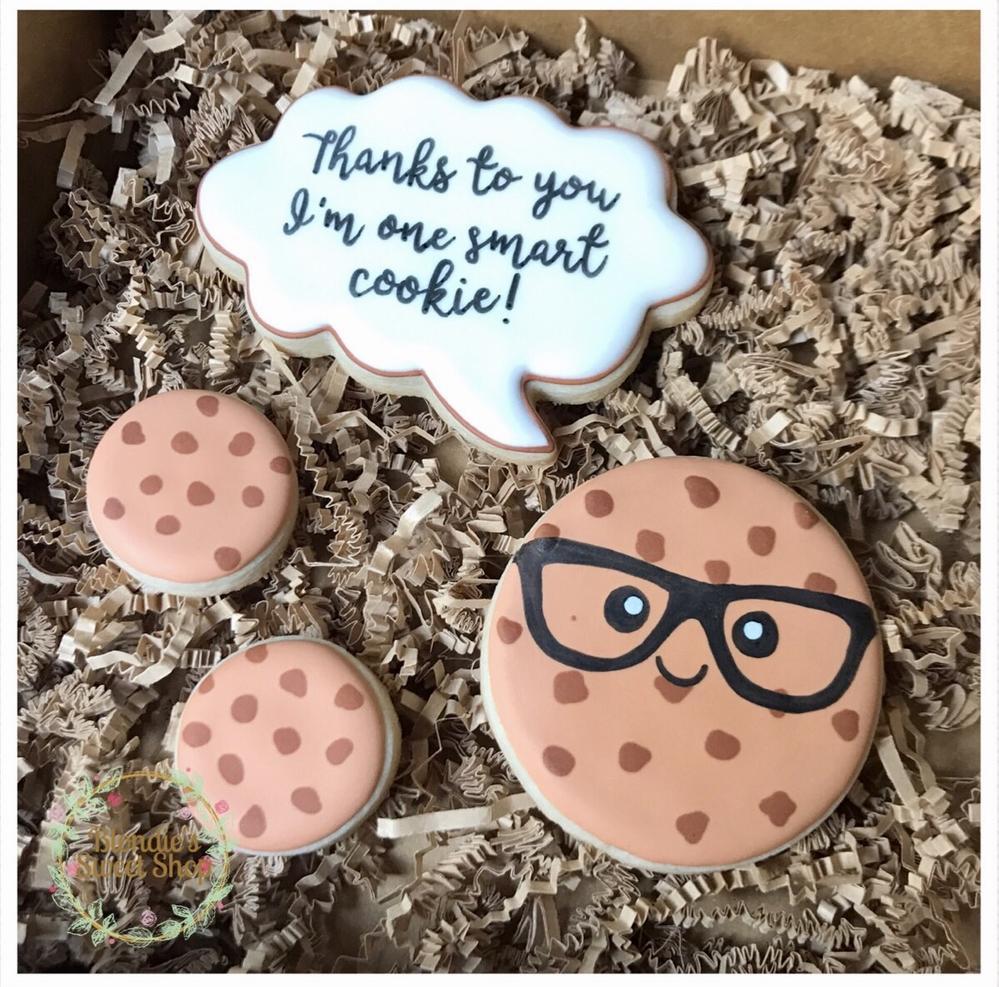 Smart Cookie Teacher Appreciation Set