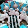 babyshower gingerbread