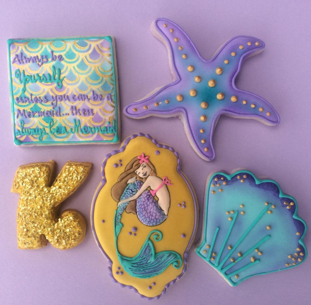 Always Be A Mermaid...