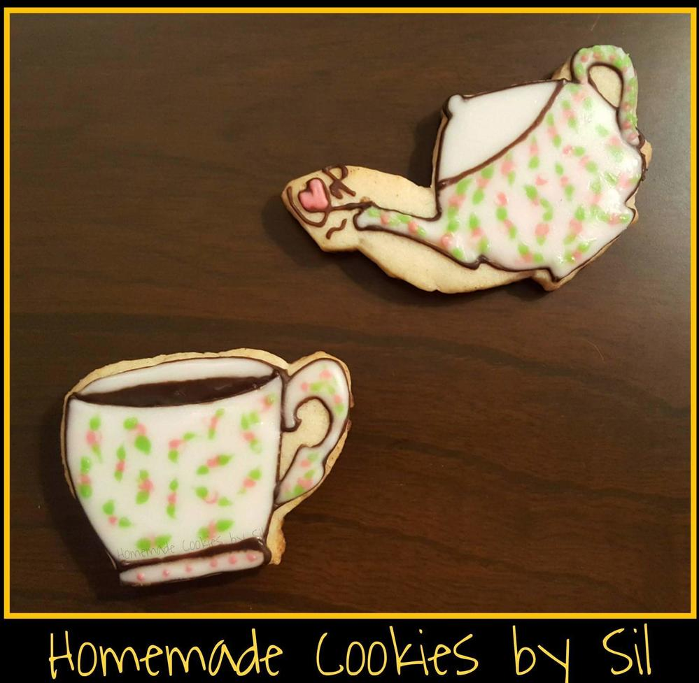 Won't You Simply Love a Cup of Cookie-Tea?