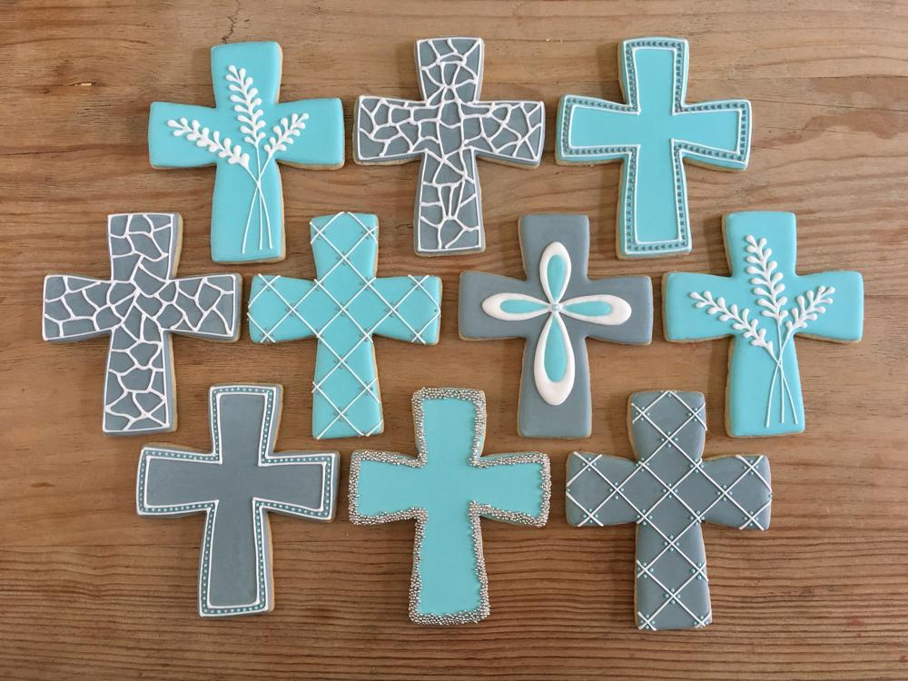 First communion & confirmation cookies