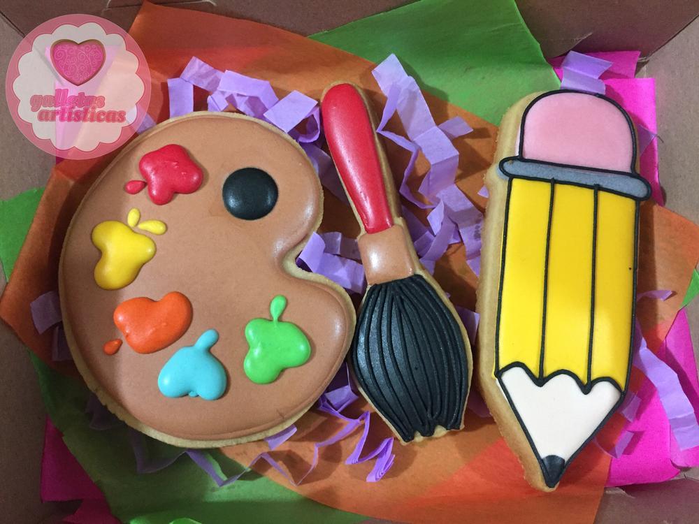 Art Cookies Galletas Artisticas