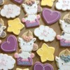 Baby Shower Unicorn Cookies