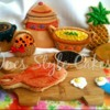 Cookies represent the States of Coatzacoalcos Veracruz México