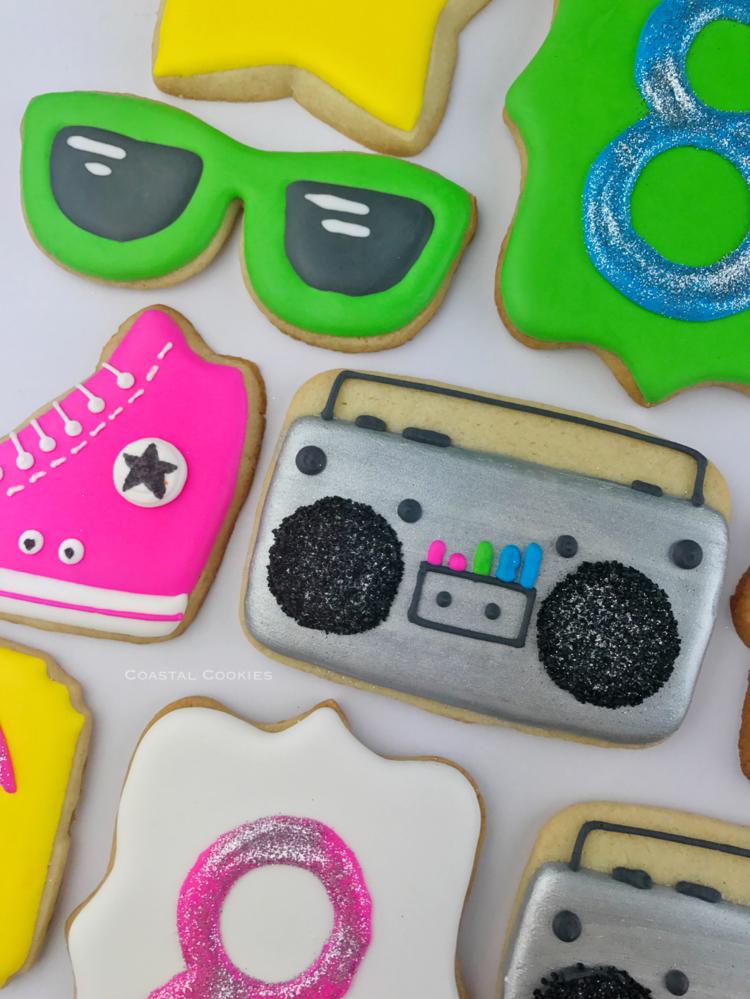Hip Hop Sugar Cookies