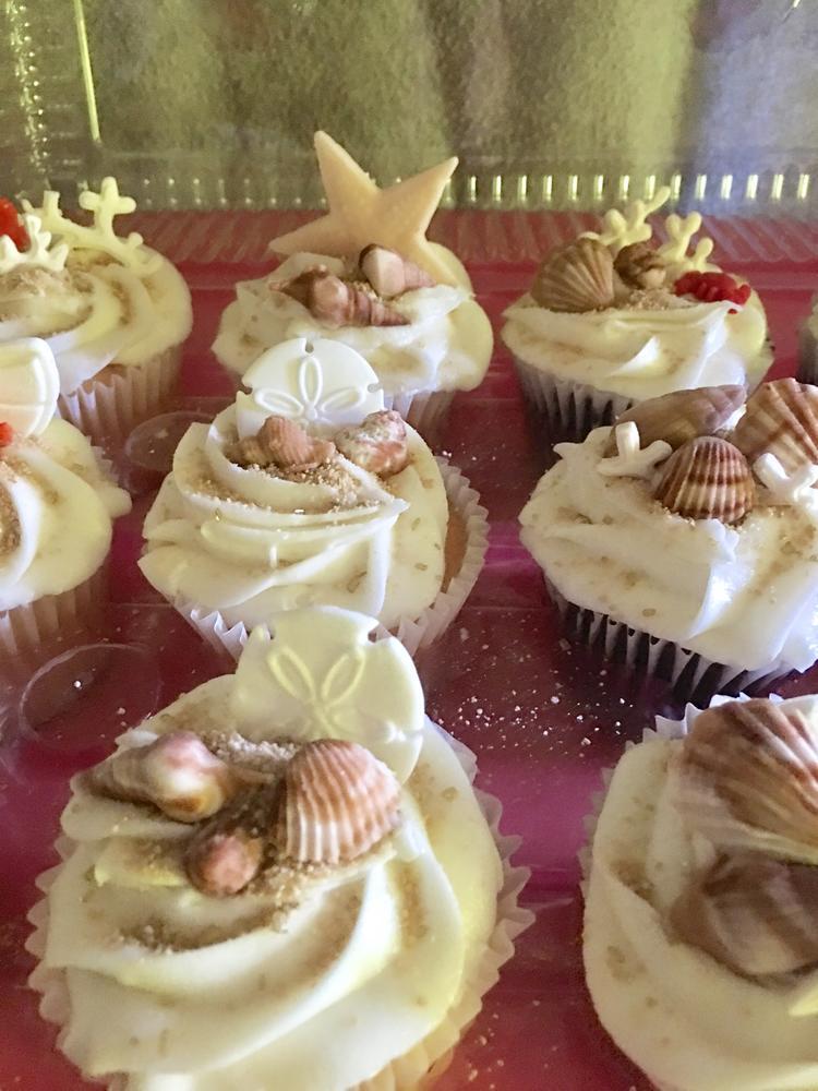 Ocean View Cupcakes