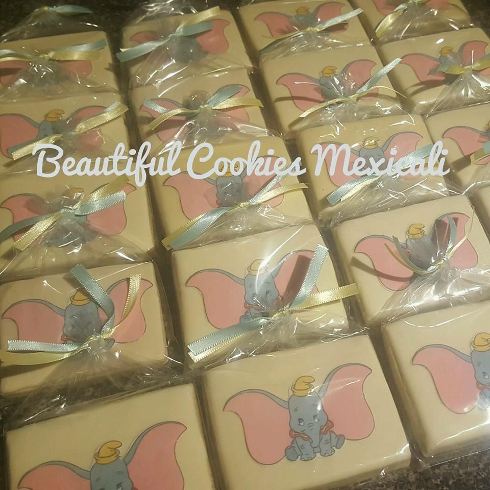 Dumbo Cookies