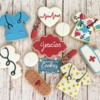 Nurse Cookie Set
