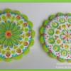 Gluten free Mandala Cookies