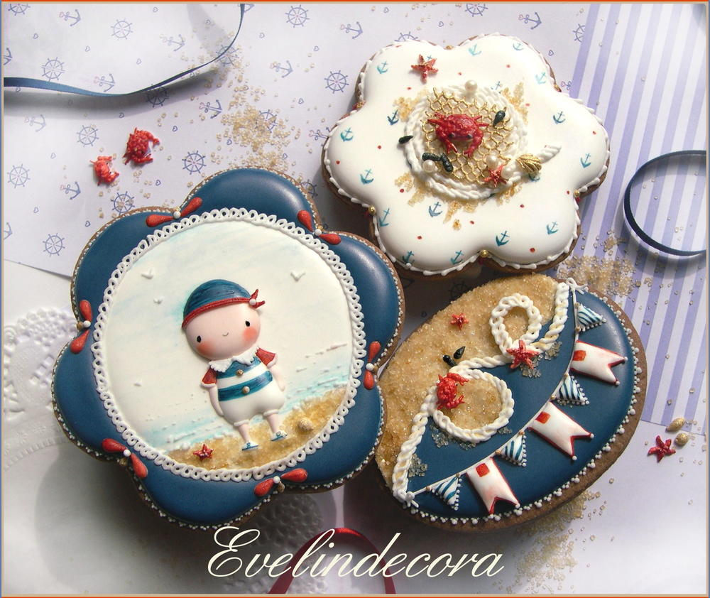 Sailor cookies