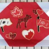 Canada Day Cookies 2017