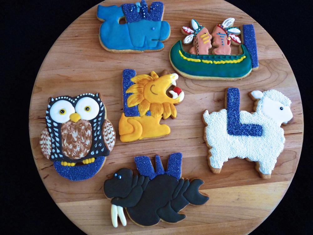 Alphabet Cookie 2