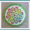 Mandala Cookies, Gluten Free