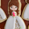 Quinceañera Cookie