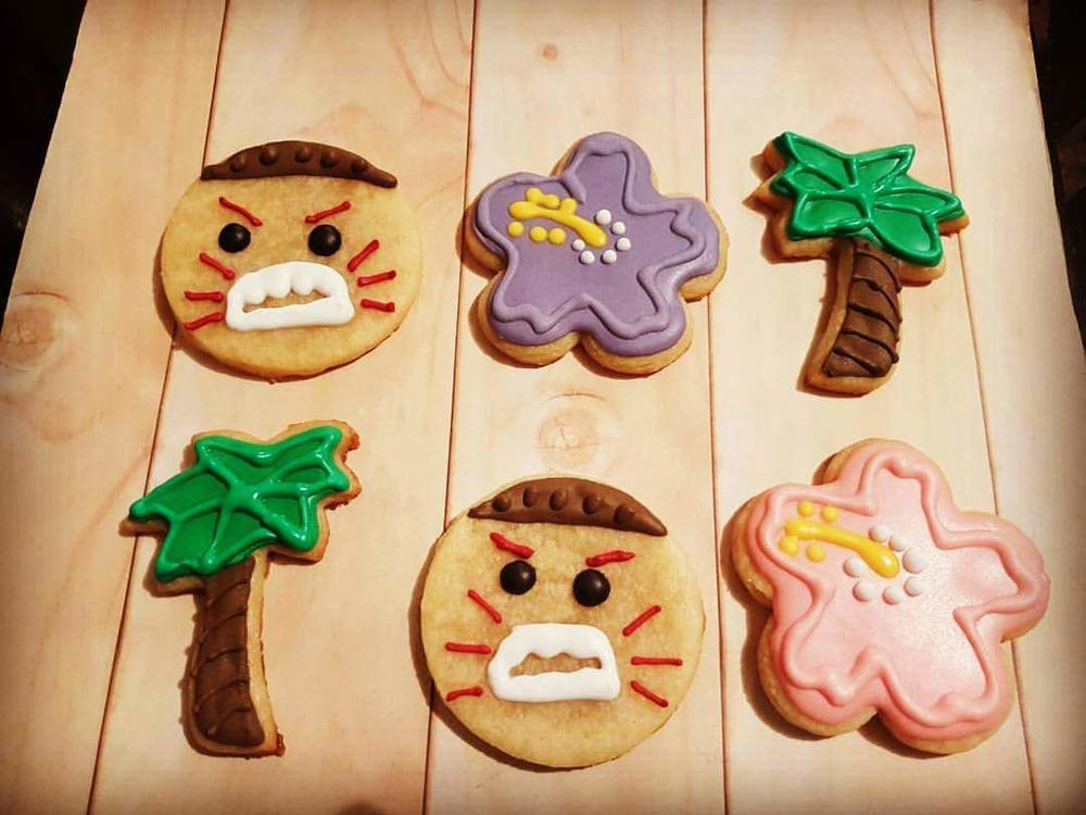 Cookies Moana