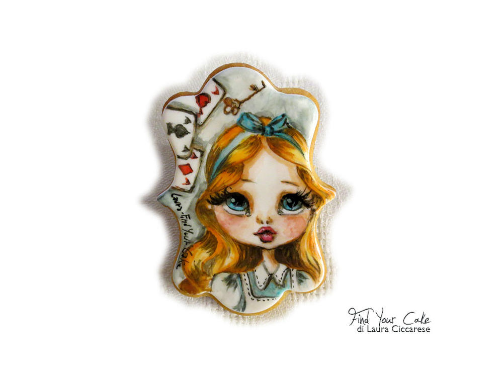 My Version of Alice - Another View