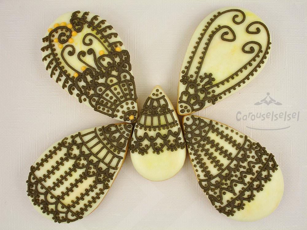 Manu's Butterfly