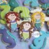 Mermaids for 3rd Birthday
