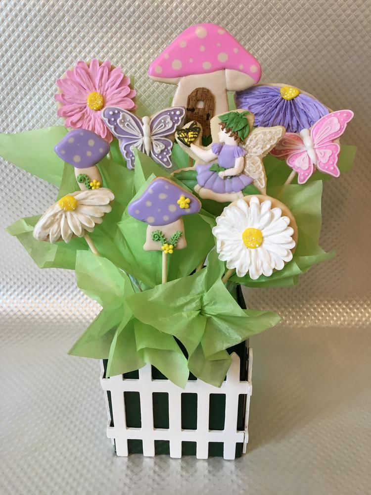 Fairyland Cookie Bouquet