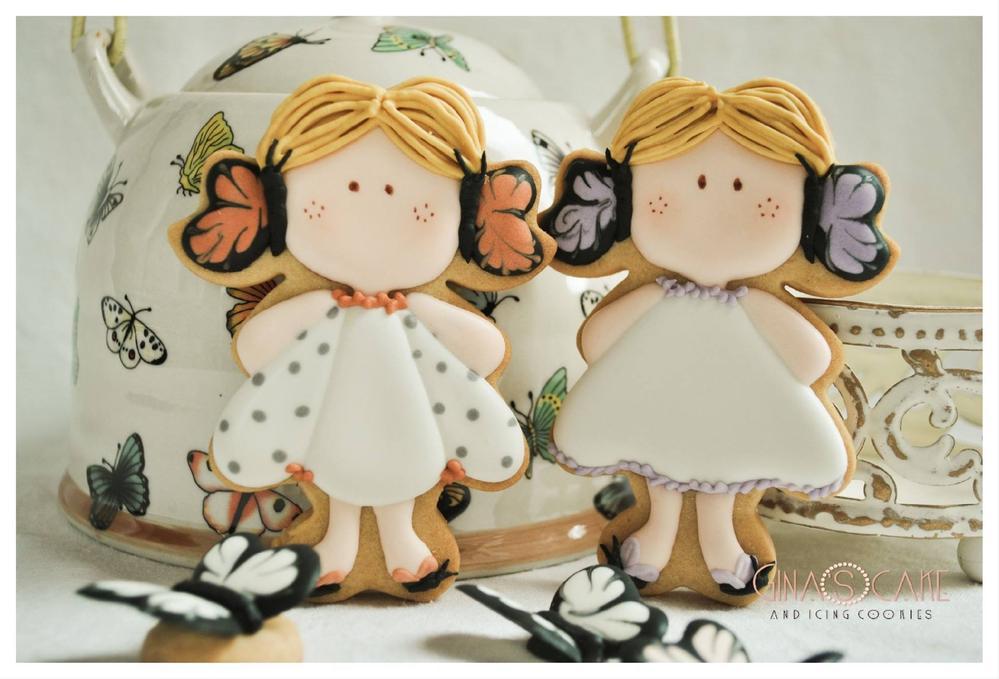 Butterfly Dolls