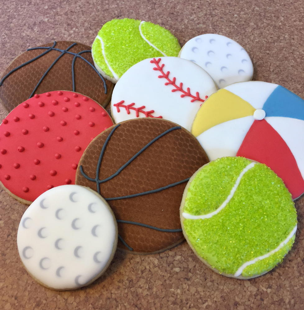 Balls, balls, and more balls!