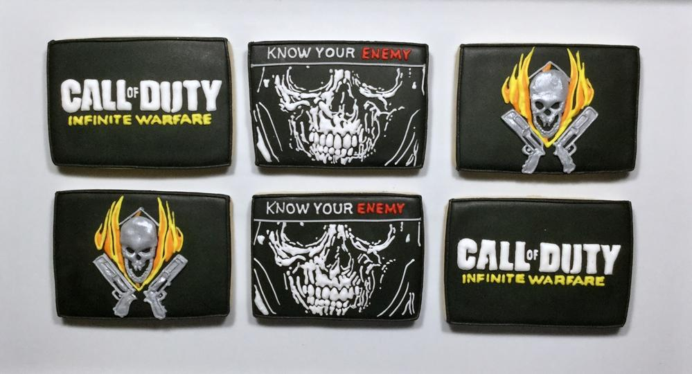 Call of Duty Cookies