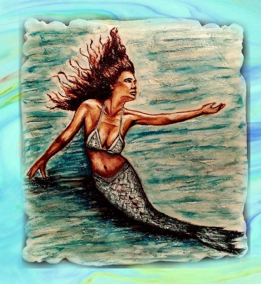 "Mermaid ""Under the Sea"" Collaboration"