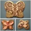 Vintage Multimedia Cookies by Tarryn Meiring