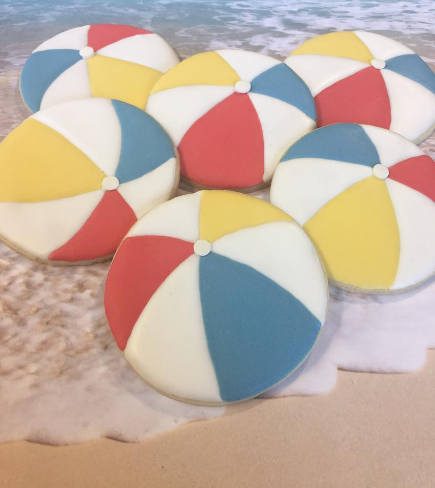 Beach Ball Birthday