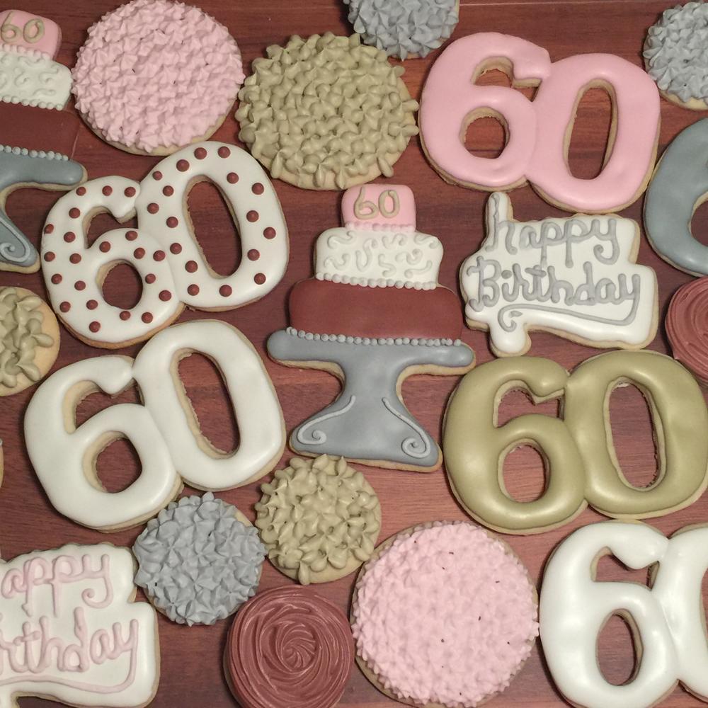 Birthday 60th