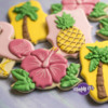 Tropical Birthday Favors