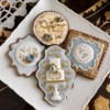 Wedding Cookies by Perla Adams