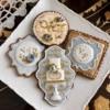 Wedding Cookies by Perla Adams