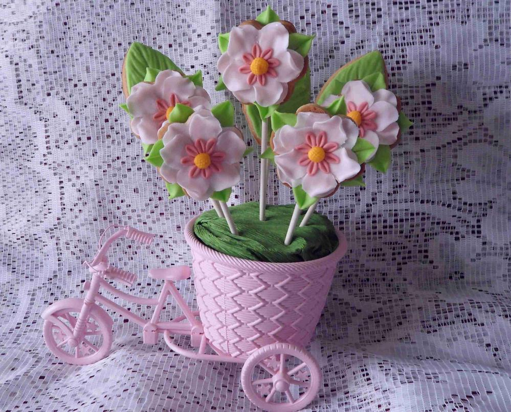 Tricycle Bouquet