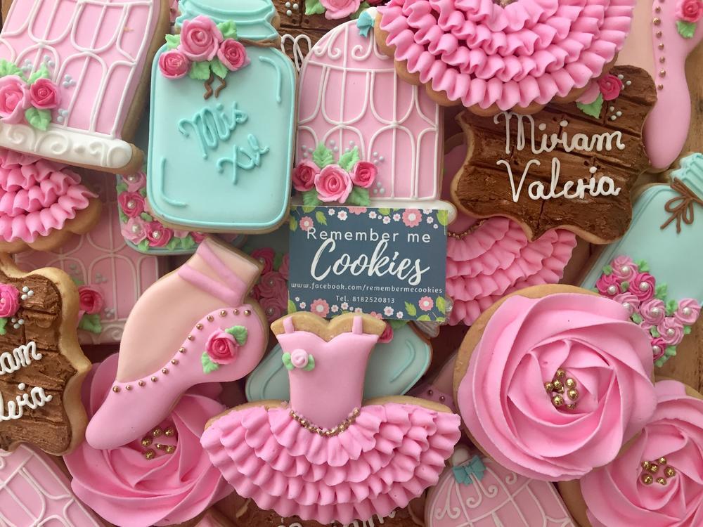 Sweet fifteen Cookies